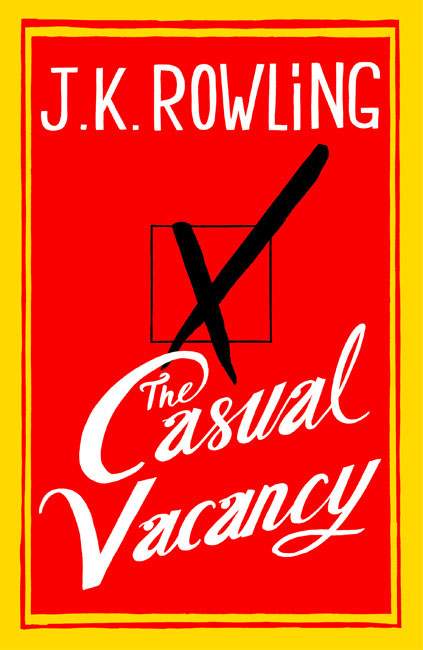 Favorite Books of 2012 casual vacancy