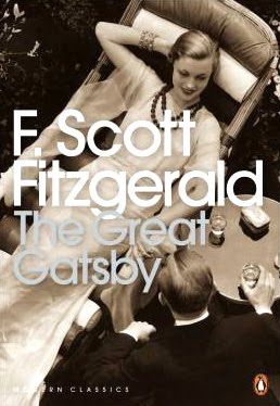 Favorite Books of 2012 great gatsby book cover