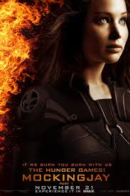 mockingjay-poster  April Movie Wrap-Up mockingjay poster