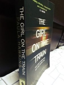 the-girl-on-the-train  May and June Reads the girl on the train 225x300
